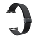 ELEMENT WORK 42mm Milanese Loop Black Apple Watch 1 & 2 Wristband