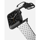 CASETIFY 38mm Dots Black Apple Watch Band