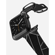 CASETIFY 38mm Leather Black Apple Watch Band