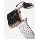 CASETIFY 38mm Dots Gold Apple Watch Band