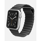CASETIFY 42mm Magnetic Gray Apple Watch Band