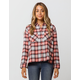 RIP CURL One Step Womens Flannel Shirt