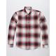 VSTR Hombre Mens Flannel Shirt
