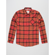 VSTR Sunburst Mens Flannel Shirt