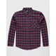 RSQ Mead Mens Flannel Shirt