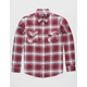 RSQ Shasta Mens Flannel Shirt