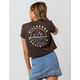 BILLABONG My Friend Womens Crop Tee