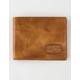 RVCA Dispatch Light Brown Wallet