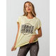 RECYCLED KARMA Rebel Rebel Womens Tee