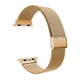 ELEMENT WORK 38mm Milanese Loop Gold Apple Watch 1 & 2 Series Wristband