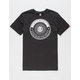 ELEMENT Beams Black Boys T-Shirt