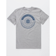 ELEMENT Beams Heather Gray Boys T-Shirt