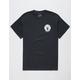LAST CALL CO. Noir Mens T-Shirt