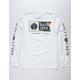 SALTY CREW Navigator White Mens T-Shirt