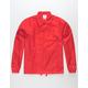 CHAMPION Scarlet Mens Coach Jacket