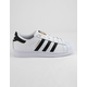 ADIDAS Superstar Foundation White & Black Kids Shoes