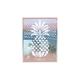 O'NEILL Polka Dot Pineapple Sticker