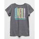 O'NEILL Logo Back Girls T-Shirt