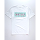 DIAMOND SUPPLY CO. Koi Box Logo Mens T-Shirt