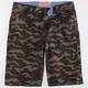 BROOKLYN CLOTH Guerrilla Camo Mens Shorts