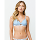 TOMMY HILFIGER Sweetheart Light Blue Bralette