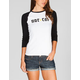 NOR CAL Medieval Womens Baseball Tee