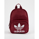 ADIDAS Originals Santiago Burgundy Mini Backpack