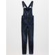 CELEBRITY PINK Zip Front Girls Overalls
