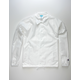 CHAMPION White Mens Coach Jacket