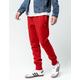 CHAMPION Reverse Weave Red Mens Jogger Pants