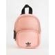 ADIDAS Originals Faux Leather Mini Backpack