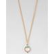 FULL TILT Chain Circle Necklace