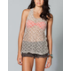 JACK BY BB DAKOTA Pemberly Lace Womens Top