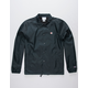 CHAMPION Life West Breaker Edition Black Mens Coach Jacket