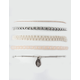 FULL TILT 5 Pack Mary Bracelets