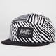 YEA.NICE The Wild Style Mens 5 Panel Hat