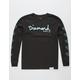 DIAMOND SUPPLY CO. OG Script Black Boys T-Shirt