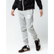 CHAMPION Reverse Weave Chain Stitch C Logo Gray Mens Jogger Pants