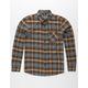 VOLCOM Caden Mens Flannel Shirt