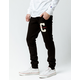 CHAMPION Reverse Weave Black Mens Sweatpants