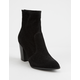 DV BY DOLCE VITA Scheme Womens Heeled Boots