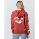 BILLABONG White Wash Womens Hoodie