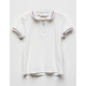 FULL TILT Ribbed Girls Polo Shirt