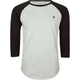 HURLEY Icon Mens Baseball Tee