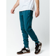 CHAMPION Reverse Weave Teal Blue Mens Jogger Pants