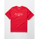 BILLABONG Unity Red Boys T-Shirt
