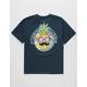FRESH VIBES Pineapple Beach Boys T-Shirt