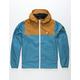 ELEMENT Alder Brown & Blue Mens Jacket