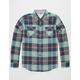 JETTY Marshender Mens Flannel Shirt