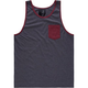 BLUE CROWN Contrast Mens Tank